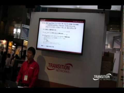 Transition Networks - Tokyo - Interop