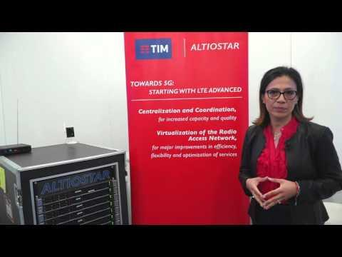 Altiostar And TIM Partner On LTE-Advanced