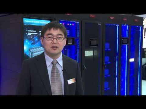 Huawei Data Center Energy:Build Your Data Center In A Modular Way