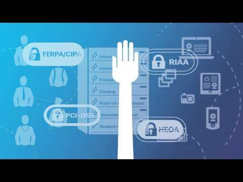 Cisco Secure Mobility Solutions For Higher Education