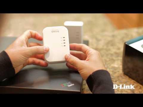 Getting Started PowerLine AV 500 Wireless Extender Kit (DHP-W311AV)