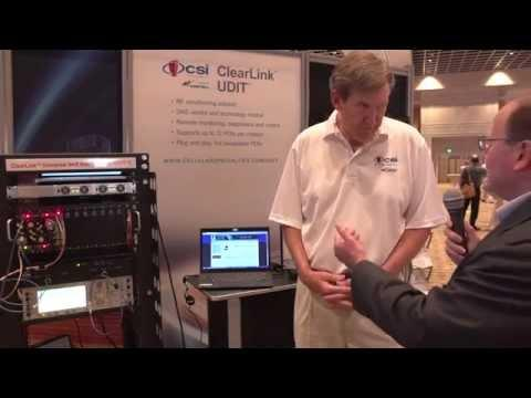 CSI/Westell Discusses The Fit Of The ClearLink UDIT In The Network