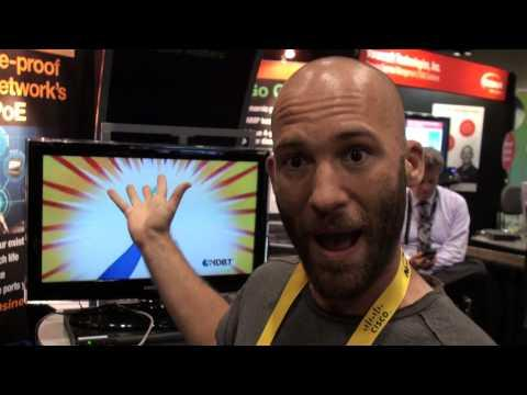 Microsemi Power Over Ethernet Midspans At Cisco Live 2013