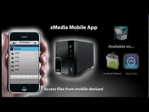 NSA325 Media Server
