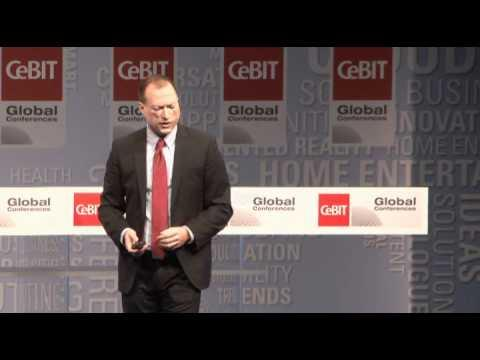CeBIT 2012 - Keynote - John Roese - The ICT Approach To A Smarter Enterprise