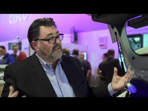 Connecting Vehicles To The Road - Cisco Live Vegas 2016