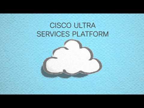 Cisco Ultra Services Platform - Network Slicing