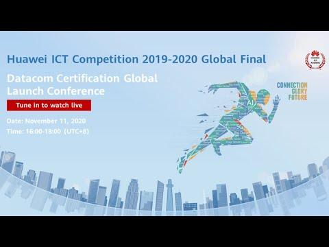 Huawei Datacom Certification Global Launch
