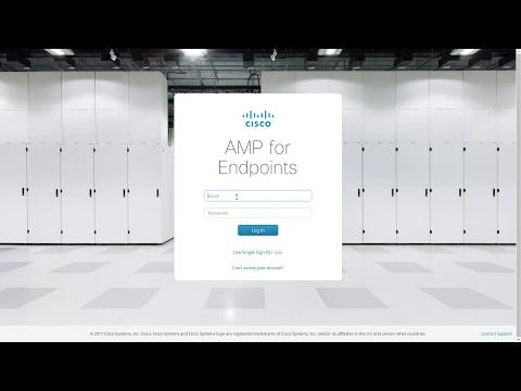 Cisco AMP For Endpoints Feature Overview: Continuous Analysis And Retrospective Security