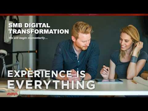 SMB Digital Transformation (DX)  Webinar
