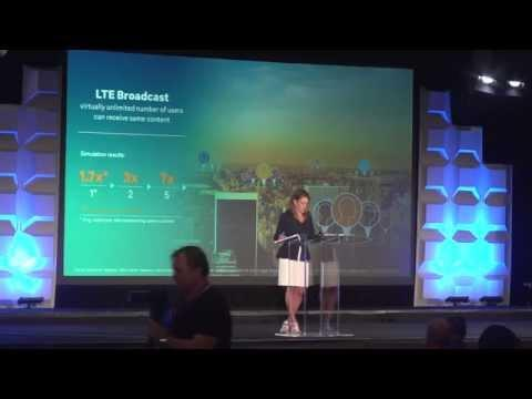 Pushing Wireless Boundaries: Qualcomm Keynote #2014wishow