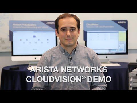 CloudVision® Demo