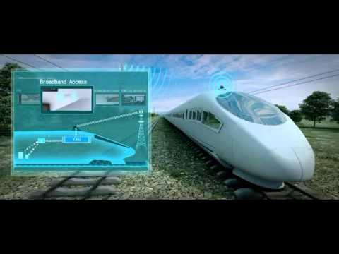 Huawei ELTE Solution For Railway