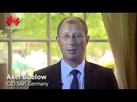 Huawei 'IT Leaders Forum' - Amsterdam, September 2013 - Highlights 2