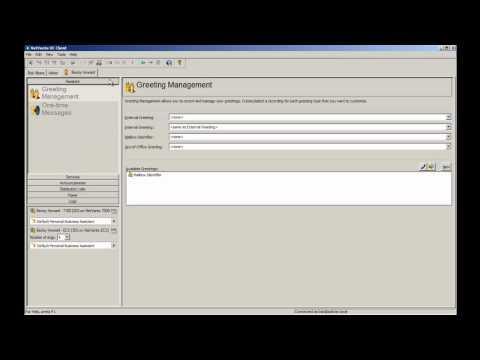 ADTRAN NetVanta UC - Personal Call Control