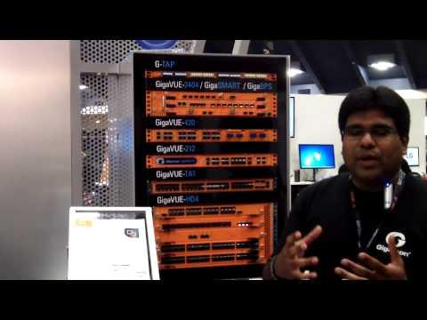 2013 VMworld: Gigamon Uses Spirent To Test Its Virtual/Physical Taps