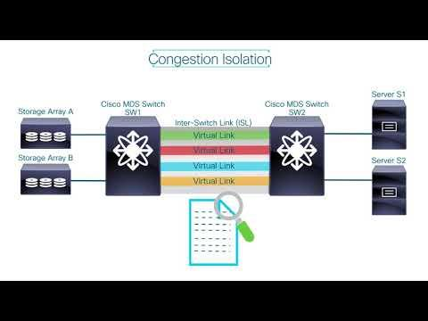 Congestion Isolation In Cisco MDS Series Multilayer Switches