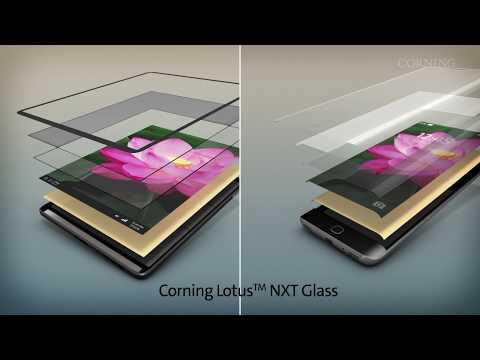 Corning's OLED Solution