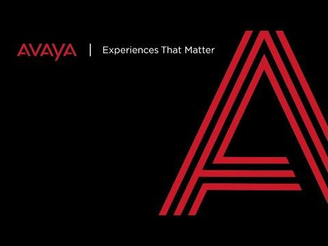 Avaya - 1:1 With Simon Harrison