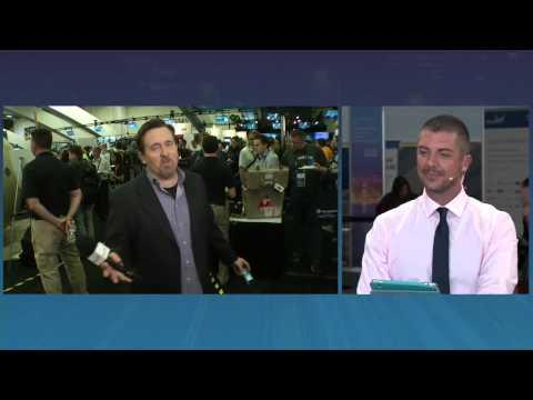 Cisco Live 2014: Backstage Pass Highlights