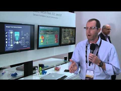 Managed Threat Defense And OpenSOC Demo At Cisco Live Milan 2015