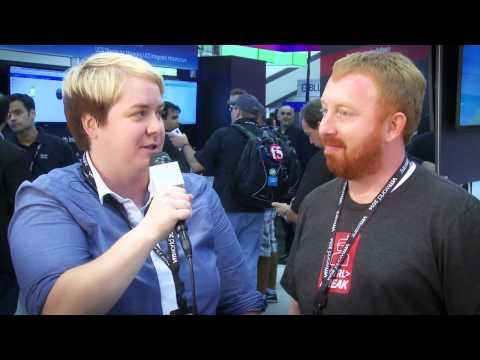 Cisco Roving Reporter: Software Defined Data Center At VMworld 2014