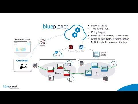 Blue Planet Bandwidth On Demand Solution Demonstration
