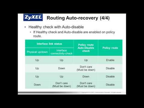 ZCNE Security Level 1 - Routing And NAT Module