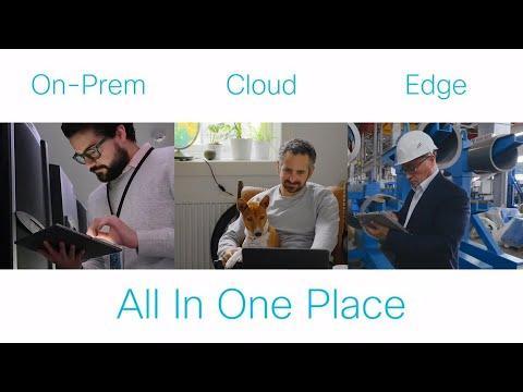 Introducing Cisco Nexus Dashboard