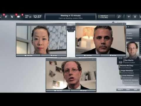 Video Conferencing With The Avaya Flare™ Experience