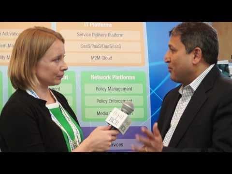 TM Forum Digital Disruption: NetCracker's Sanjay Mewada