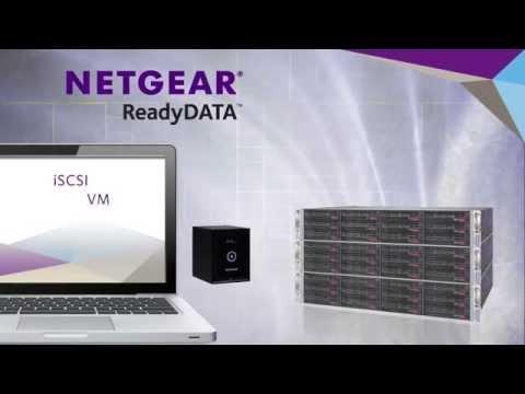 NETGEAR ReadyDATA Is Enterprise-Class Technology Built For SMB