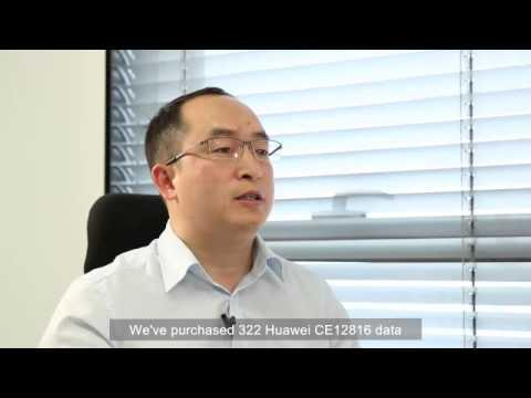 Huawei CE12800, Helps CNPC Build The Largest Private Cloud Data Center In Asia Pacific