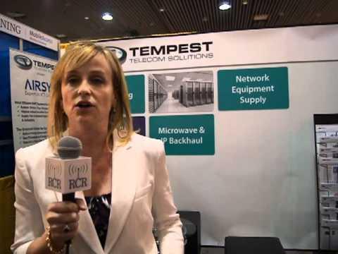 CTIA 2912: Tempest Telecom CEO Speaks Out At CTIA
