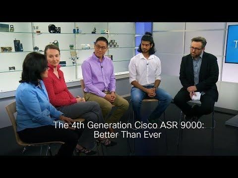 Cisco ASR 9000: The 4th Generation Is Better Than Ever On TechWiseTV