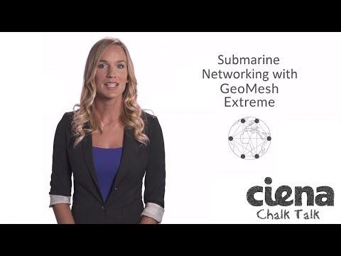 Chalk Talk: Ciena GeoMesh Extreme – Changing The Submarine Networking Game, Again