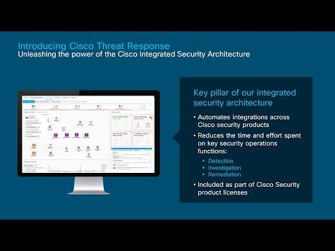 Cisco Email Security Update (Version 12.0): Cisco Threat Response