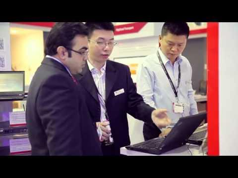 GITEX 2013:Huawei Highlights Day 1