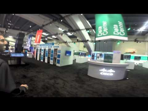Cisco Live 2014 - World Of Solutions Sneak Peak