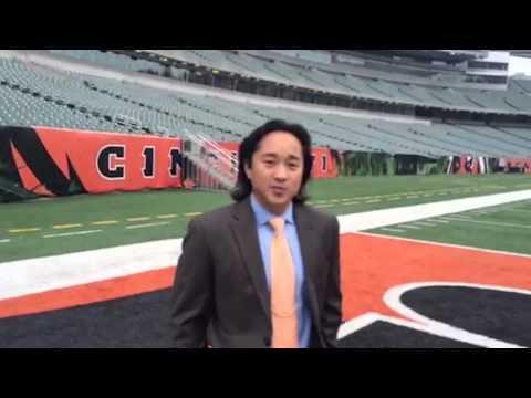 Michael Kayes - Cincinnati Bengals