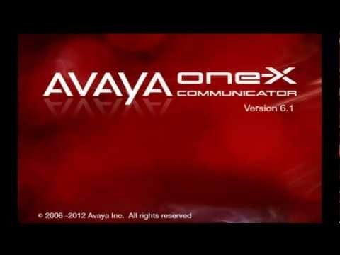 How To View And Change The H.323 Configuration Settings For Avaya One-X Communicator