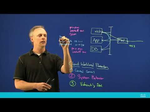 Overview: Cloud Workload Protection With Cisco Tetration
