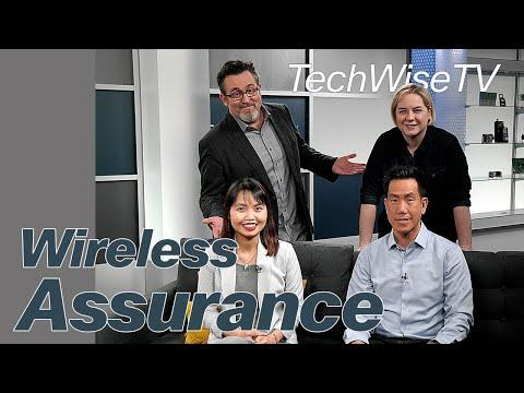 Wireless Assurance In-Depth On TechWiseTV
