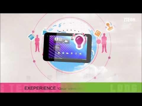 ZTE LTE Handsets And Tablets At MWC 2012