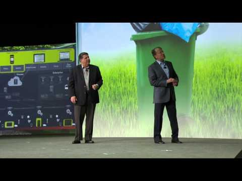 Cisco Partner Summit 2014 Global General Session Demo: Cisco Security