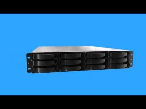 360° Demo:Huawei S2600 Storage Server
