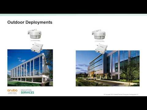 Aruba Instant Access Point: Module 7 – Mesh Wired Access & Uplink
