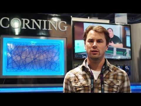 NAB 2016 - Corning Optical Cables