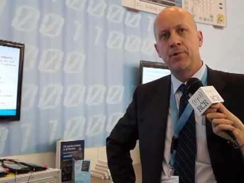 MWC 2013 Agilent Smart Phone Test Sets