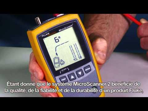 MicroScanner - French Language: By Fluke Networks